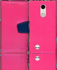 LG Aristo 2 MM Executive Wallet Hot Pink