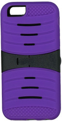iphone 6/6S Armor Case With Kickstand Purple