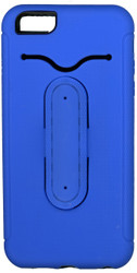 iphone 6 Plus/6S PLUS Snap Tail Hybrid Case With Kickstand Blue