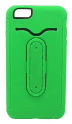 SOLD OUT Sharp Aquos Crystal Snap Tail Hybrid Case With Kickstand Green
