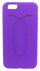 SOLD OUT Sharp Aquos Crystal Snap Tail Hybrid Case With Kickstand Purple