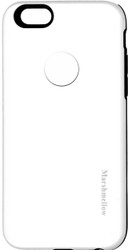 iphone 6/6S MM Dual Layer SLIM Case White