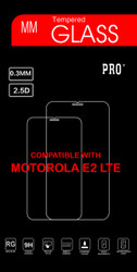 Motorola E2 LTE Tempered Glass