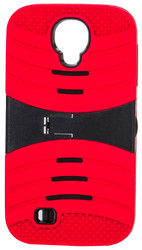 LG Volt 2 Armor Case With Kickstand  Red