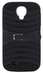 LG Volt 2 Armor Case With Kickstand Black