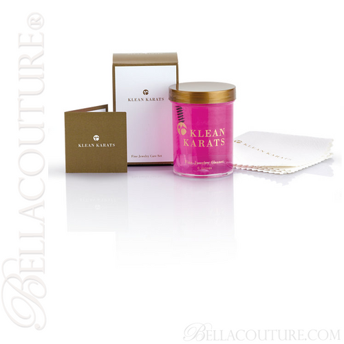 NEW FINE JEWELRY FINE JEWELRY • Care Products BELLA COUTURE