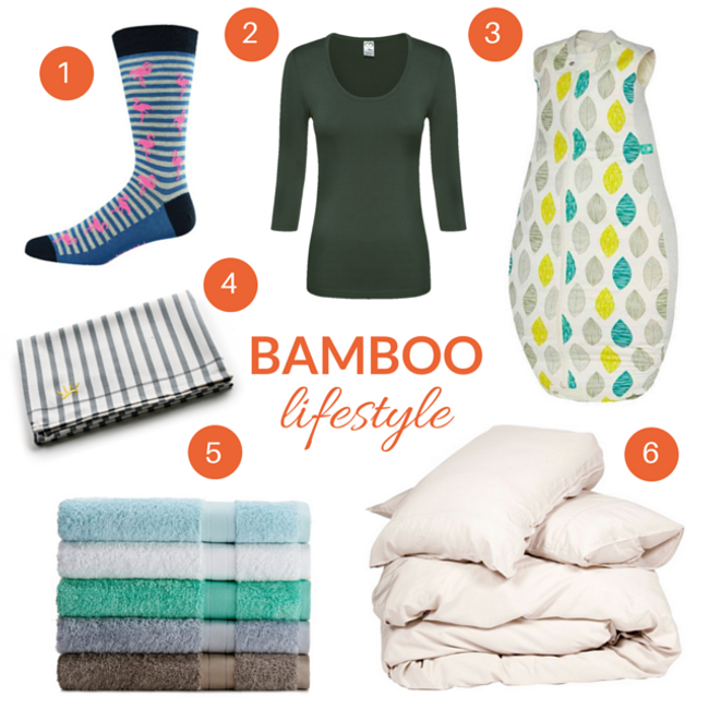 Bamboo textiles - bamboo alternatives for everyday
