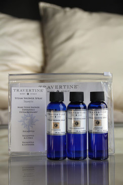 Eucalyptus Steam Shower Spray Trinity