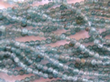 Apatite Round Gemstone Beads 4mm (GS887)