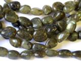Labradorite Nugget Gemstone Beads 12-16mm (GS1388)
