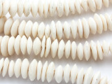 Graduated Camel Bone Disc Beads - Africa (BA48)