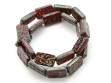 Czech Glass Beads 18mm (CZ414)