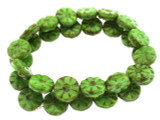 Czech Glass Beads 12mm (CZ495)