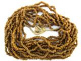 Aromatic Myrrh Beads - Africa - 6 Strands (OS98)