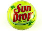 Sun Drop Bottle Cap Bead - Large 21mm (BCB63)