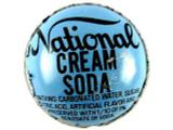 National Cream Soda Bottle Cap Bead - Large 21mm (BCB64)