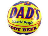 Dad's Root Beer Bottle Cap Bead - Small 15mm (BCB23)