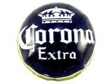 Corona Extra Bottle Cap Bead - Large 21mm (BCB35)