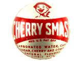 Cherry Smash Soda Bottle Cap Bead - Large 21mm (BCB97)