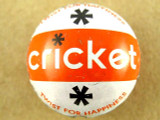 Cricket Bottle Cap Bead - Large 21mm (BCB98)