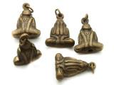 Thai Buddhist Amulet 26mm (TA242)