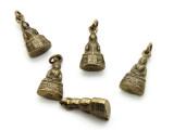 Thai Buddhist Amulet 22mm (TA249)