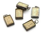 Thai Buddhist Amulet 23mm (TA253)
