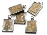 Thai Buddhist Amulet 26mm (TA256)