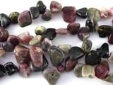 Charoite Petal Gemstone Beads 10mm (GS3139)
