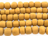 Butterscotch Graduated Glass Beads 6-10mm (JV1030)