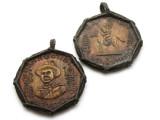 Thai Buddhist Amulet 50mm (TA279)