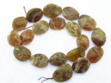 Brandy Opal Faceted Gemstone Beads 13-17mm (GS3473)