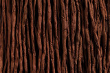 """Brown Hand Stitched Silk Cord 42"""" (SK42)"""