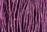 "Violet Purple Hand Stitched Silk Cord 42"" (SK54)"