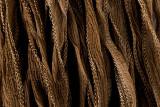 "Beige Hand Stitched Silk Fairy Ribbon 42"" (SK1012)"