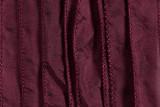 "Wine Hand Stitched Silk Ribbon 42"" (SK3004)"