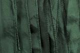 "Pine Green Hand Stitched Silk Ribbon 42"" (SK3009)"