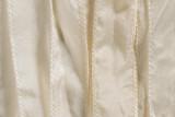"Ivory Hand Stitched Silk Ribbon 42"" (SK3019)"