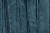 "Slate Blue Hand Stitched Silk Ribbon 42"" (SK3026)"