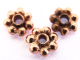 Copper Spacer Bead 5mm (CP91)