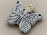 Butterfly Ceramic Cork Bottle Pendant 34mm (AP1808)