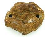 Chalcedony Desert Rose Pendant 30mm (GSP1158)