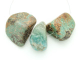 Large Turquoise Focal Beads 18-36mm (TUR1272)