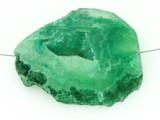 Green Druzy Agate Pendant 43mm (GSP1471)