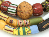 Old Assorted African Trade Beads (RF801)