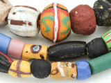 Old Assorted African Trade Beads (RF808)
