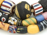 Old Assorted African Trade Beads (RF811)