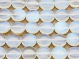 Opalite Round Tabular Gemstone Beads 11mm (GS4080)