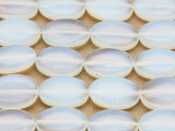 Opalite Oval Tabular Gemstone Beads 18mm (GS4082)
