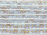 Opalite Rondelle Gemstone Beads 8mm (GS4084)